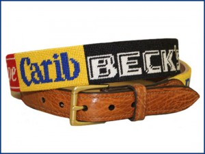 needlepoint belt