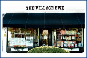 The Village Ewe store front